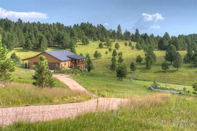 13684 Ghost Canyon Road, Hermosa, SD 57744 (MLS #64645) :: VIP Properties