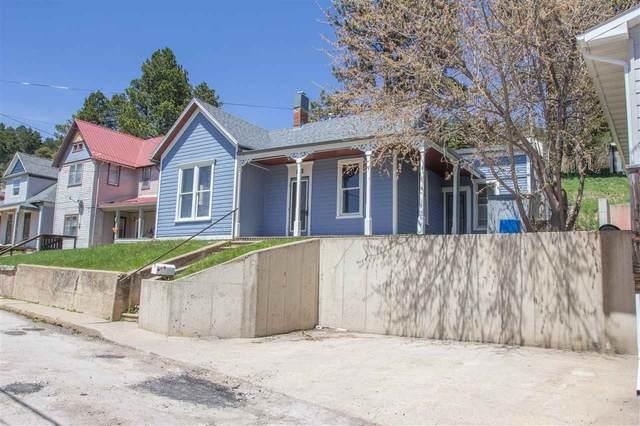 518 Railroad Avenue, Lead, SD 57754 (MLS #64667) :: Christians Team Real Estate, Inc.