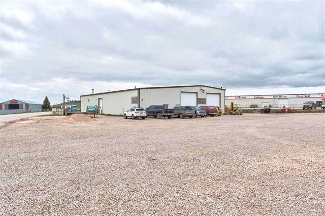633 Industrial Street, Belle Fourche, SD 57717 (MLS #64686) :: Dupont Real Estate Inc.