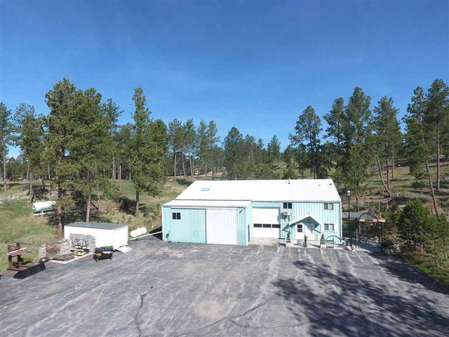 12060 Highway 16, Custer, SD 57730 (MLS #64695) :: Christians Team Real Estate, Inc.