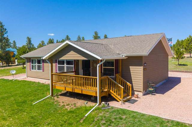 26677 Rimfire Road, Custer, SD 57730 (MLS #64708) :: VIP Properties