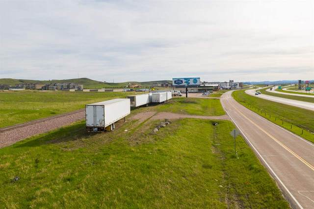 TRACT B I-90 Service Road, Rapid City, SD 57701 (MLS #64710) :: Christians Team Real Estate, Inc.