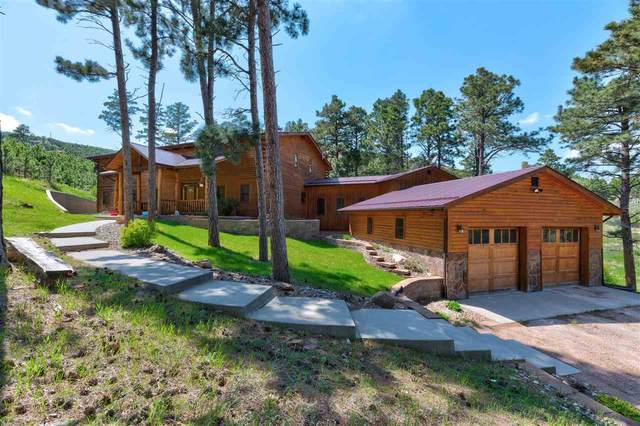 5503 Meadow Retreat Drive, Piedmont, SD 57769 (MLS #64715) :: Dupont Real Estate Inc.