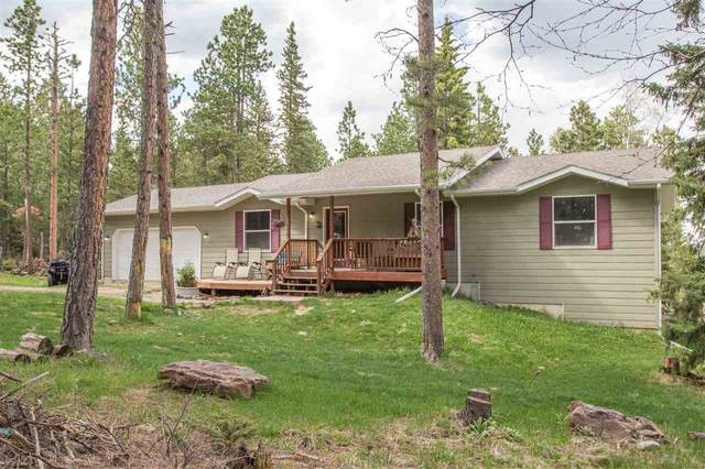 12048 Little Elk Road, Deadwood, SD 57732 (MLS #64731) :: Christians Team Real Estate, Inc.