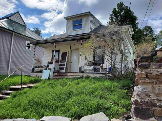 805 Highland Avenue, Lead, SD 57754 (MLS #64739) :: Christians Team Real Estate, Inc.