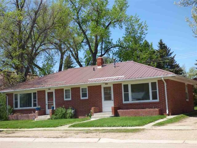 828, 830, 830A 7th Avenue, Belle Fourche, SD 57717 (MLS #64789) :: Christians Team Real Estate, Inc.
