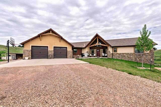 10226 Buena Vista Lane, Belle Fourche, SD 57717 (MLS #64812) :: Dupont Real Estate Inc.