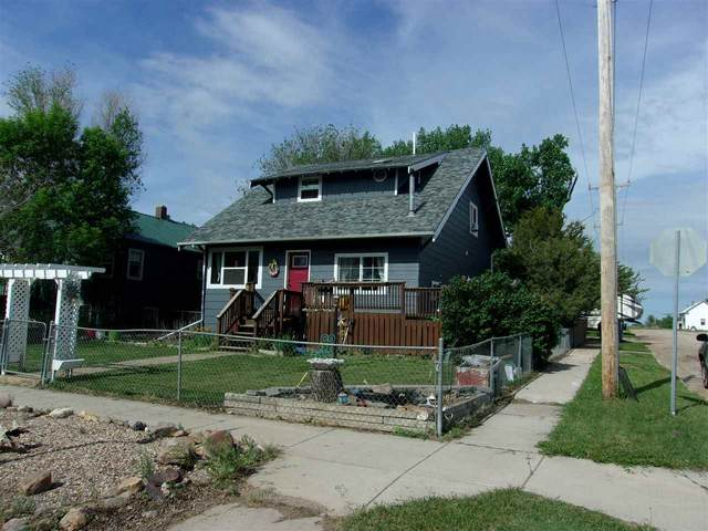 321 Dartmouth Street, Newell, SD 57760 (MLS #64841) :: Dupont Real Estate Inc.