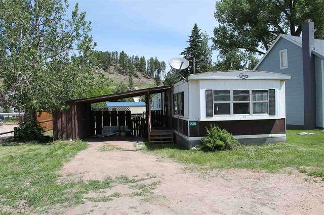 236 E Main Street, Hill City, SD 57745 (MLS #65014) :: VIP Properties