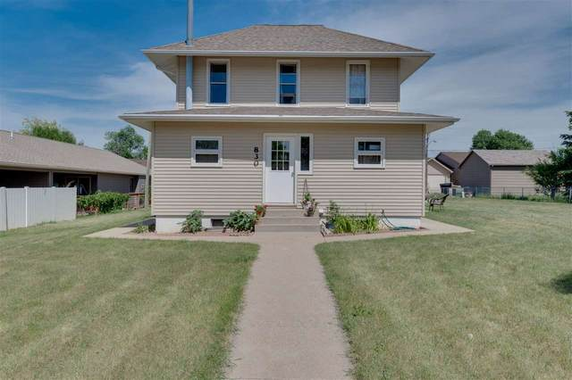 830 Harvard Street, Spearfish, SD 57783 (MLS #65026) :: Christians Team Real Estate, Inc.