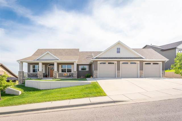 515 Enchanted Pines Drive, Rapid City, SD 57701 (MLS #65029) :: Christians Team Real Estate, Inc.