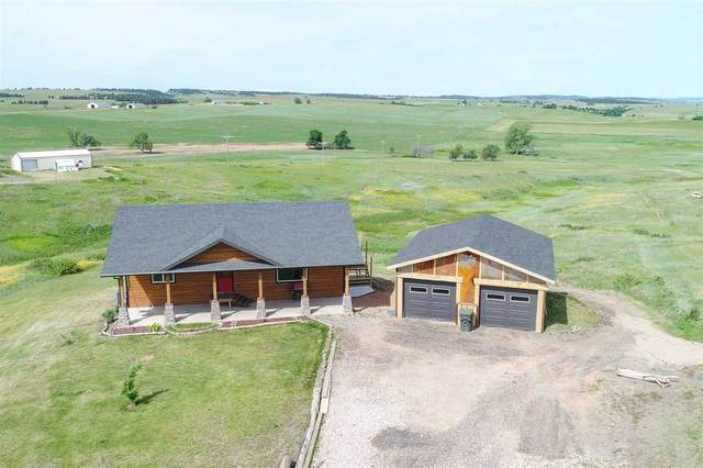 19175 Prairie Hills Road, Belle Fourche, SD 57717 (MLS #65037) :: Dupont Real Estate Inc.
