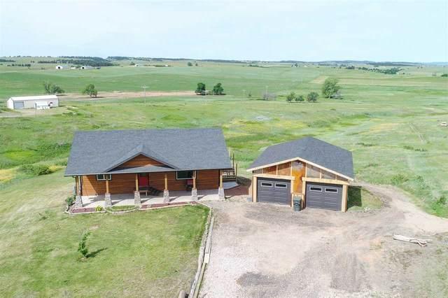19175 Prairie Hills Road, Belle Fourche, SD 57717 (MLS #65037) :: Christians Team Real Estate, Inc.