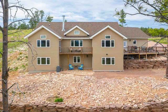 27711 Moose Drive, Hot Springs, SD 57747 (MLS #65054) :: Christians Team Real Estate, Inc.
