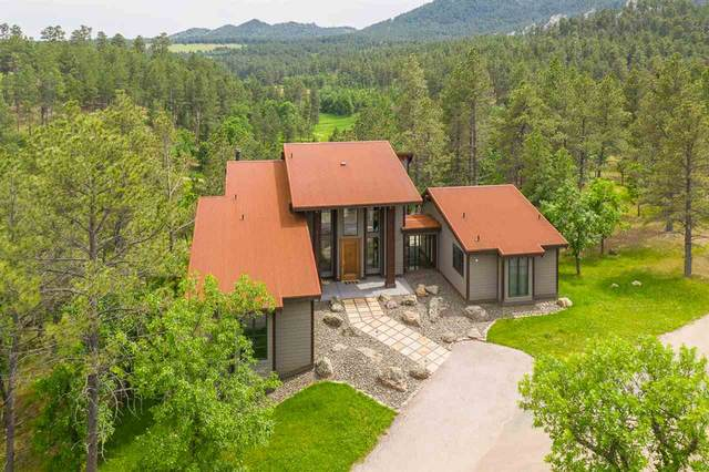 13298 Three Meadows Road, Keystone, SD 57751 (MLS #65066) :: VIP Properties