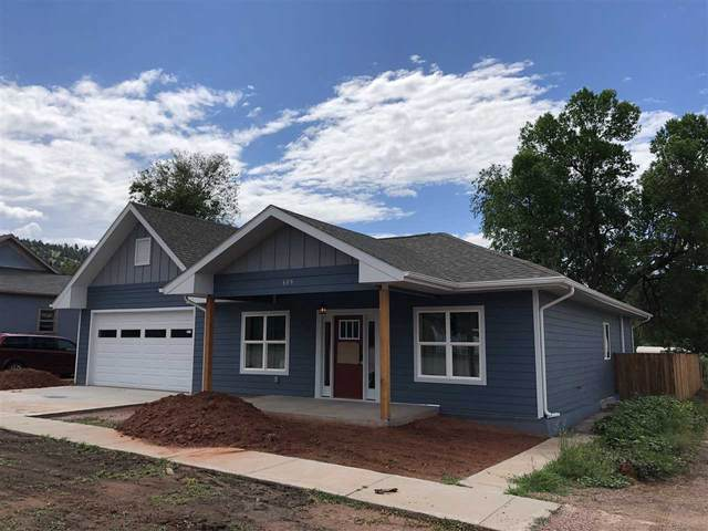 609 Albany Avenue, Hot Springs, SD 57747 (MLS #65089) :: Christians Team Real Estate, Inc.