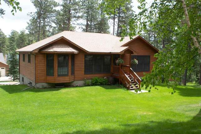21452 Whitetail Drive, Lead, SD 57754 (MLS #65104) :: Dupont Real Estate Inc.