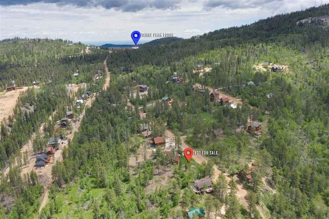 TBD Lookout Trail, Lead, SD 57754 (MLS #65142) :: Christians Team Real Estate, Inc.