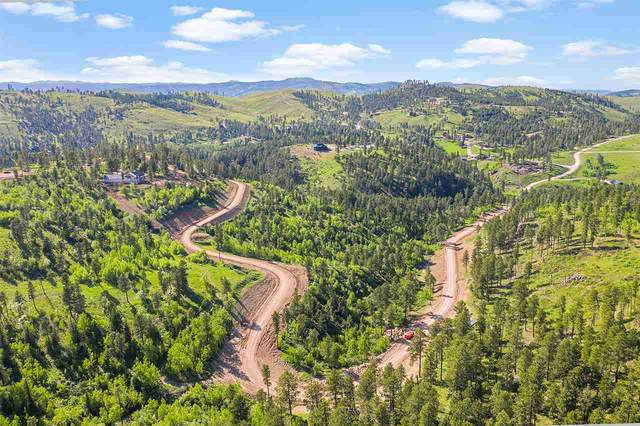 Lot 43 Golden Hills, Deadwood, SD 57732 (MLS #65171) :: Dupont Real Estate Inc.