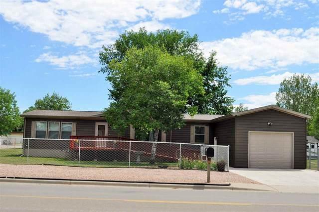 2460 Reservoir Road, Rapid City, SD 57703 (MLS #65196) :: Dupont Real Estate Inc.