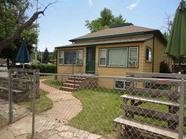 906 Lazelle Street, Sturgis, SD 57785 (MLS #65202) :: VIP Properties