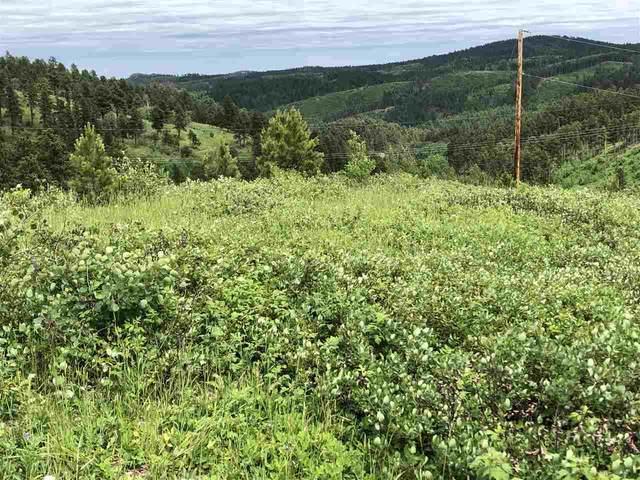 TBD Tahencala Ridge Road, Deadwood, SD 57732 (MLS #65217) :: Dupont Real Estate Inc.