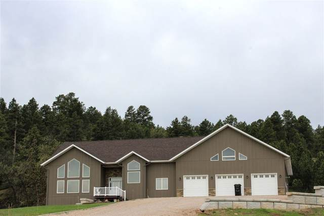 3725 Hillsview Drive, Spearfish, SD 57783 (MLS #65238) :: Dupont Real Estate Inc.