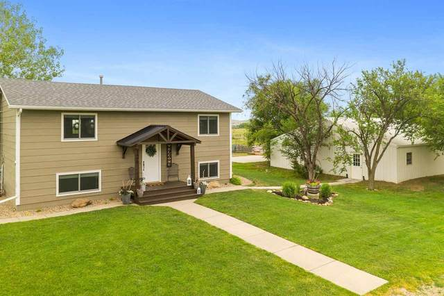 3490 143rd Avenue, Rapid City, SD 57701 (MLS #65243) :: Dupont Real Estate Inc.