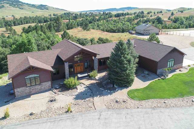 1355 E Woodland Drive, Spearfish, SD 57783 (MLS #65249) :: Dupont Real Estate Inc.