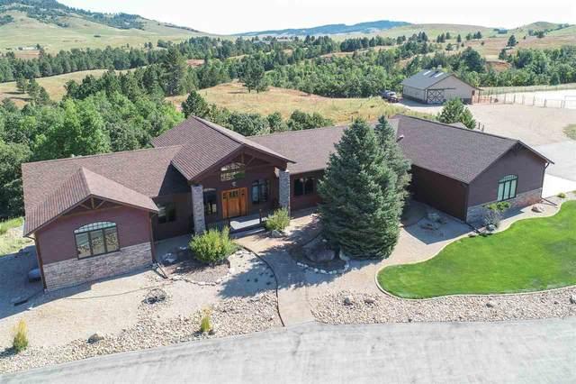 1355 (lot 21) E Woodland Drive, Spearfish, SD 57783 (MLS #65249) :: Christians Team Real Estate, Inc.