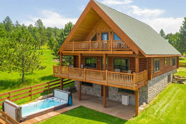 25444 Sidney Park Road, Custer, SD 57730 (MLS #65277) :: Dupont Real Estate Inc.