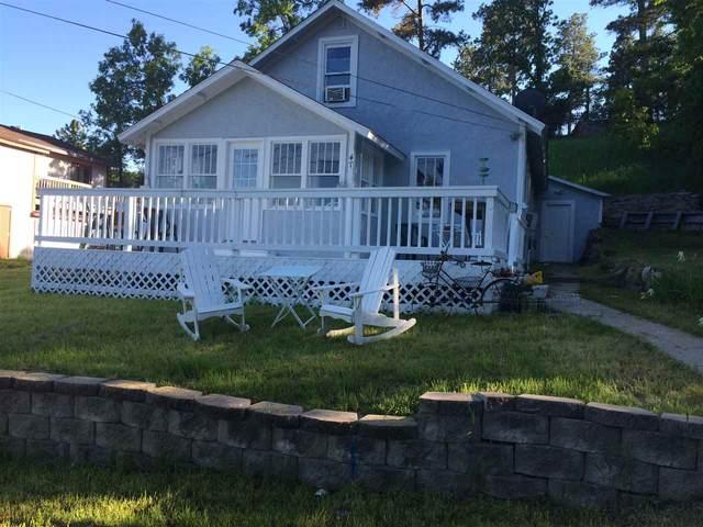 47 Highland Avenue, Deadwood, SD 57732 (MLS #65290) :: VIP Properties