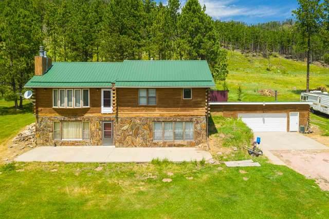 12556 Hazelrodt Cutoff, Custer, SD 57730 (MLS #65294) :: VIP Properties