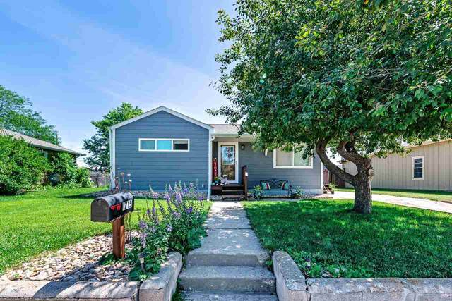 1715 12th Avenue, Belle Fourche, SD 57717 (MLS #65309) :: Dupont Real Estate Inc.