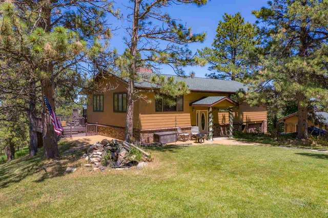 8221 S Blucksberg Mountain Road, Sturgis, SD 57785 (MLS #65319) :: VIP Properties