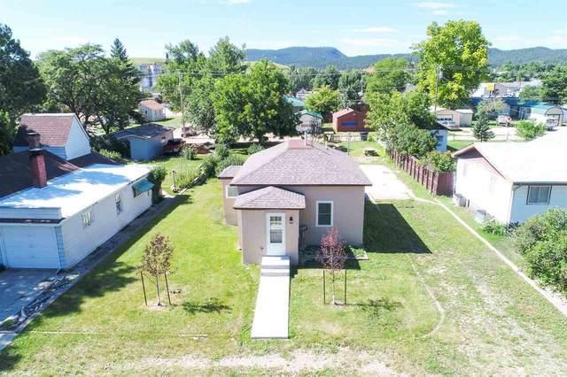 1920 Park, Sturgis, SD 57785 (MLS #65326) :: VIP Properties