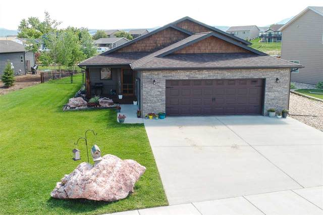 1545 Shoshone Avenue, Spearfish, SD 57783 (MLS #65365) :: Dupont Real Estate Inc.