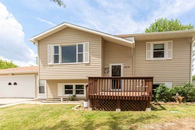 1215 Ennen Drive, Rapid City, SD 57703 (MLS #65397) :: Dupont Real Estate Inc.