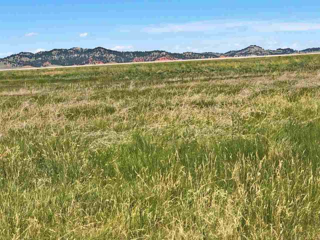 TBD Hunter Road, Spearfish, SD 57783 (MLS #65398) :: Dupont Real Estate Inc.