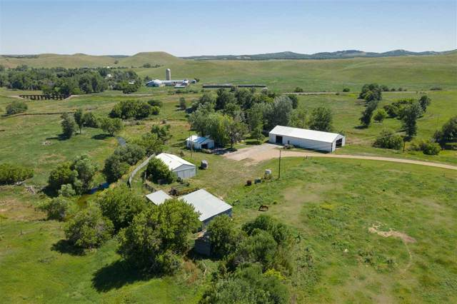 11468 Foothills Ranch Lane, St. Onge, SD 57779 (MLS #65407) :: Dupont Real Estate Inc.