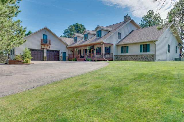 11969 Oak Drive, Whitewood, SD 57793 (MLS #65409) :: Dupont Real Estate Inc.