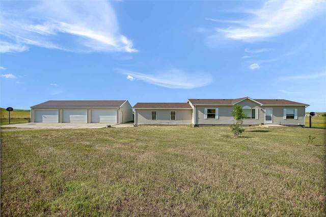 1000 Peterson Road, Rapid City, SD 57703 (MLS #65430) :: Dupont Real Estate Inc.