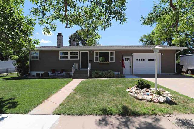 4703 Wentworth Drive, Rapid City, SD 57702 (MLS #65432) :: Dupont Real Estate Inc.