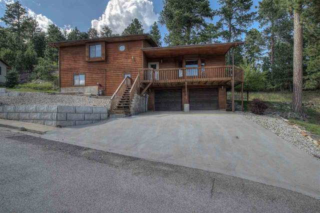 221 Mountain View Drive, Lead, SD 57754 (MLS #65453) :: Dupont Real Estate Inc.