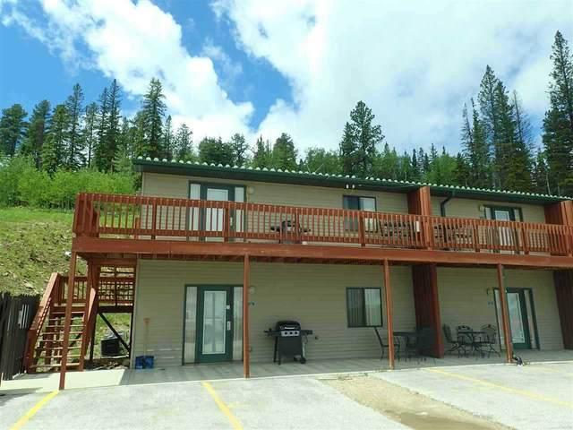 410 AlpineVilla Stewart Slope Road, Lead, SD 57754 (MLS #65473) :: Christians Team Real Estate, Inc.