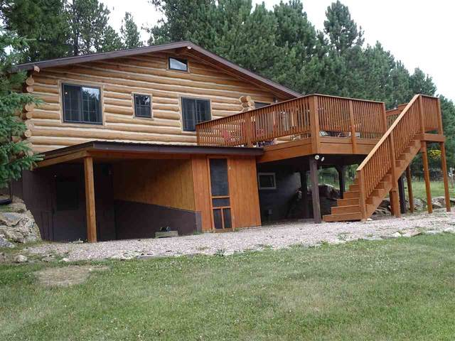 24955 Mica Ridge Road, Custer, SD 57730 (MLS #65476) :: Christians Team Real Estate, Inc.