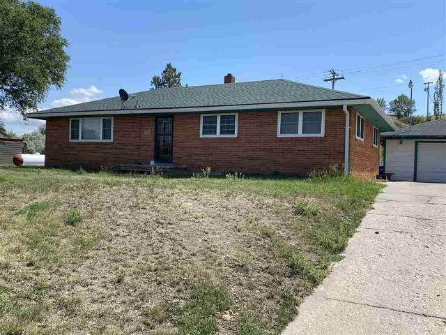 903 F Street, Edgemont, SD 57735 (MLS #65508) :: Dupont Real Estate Inc.