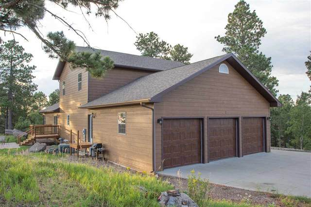 630 Hearst Avenue, Lead, SD 57754 (MLS #65518) :: Christians Team Real Estate, Inc.