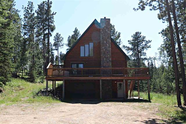 21403 Whitetail Drive, Lead, SD 57754 (MLS #65527) :: Dupont Real Estate Inc.