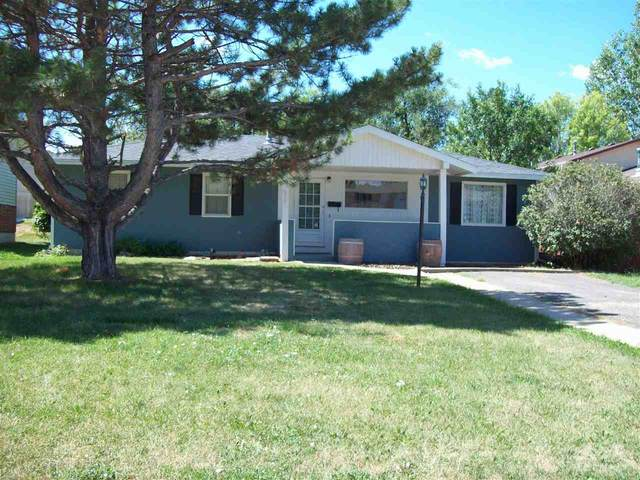 833 Yale Street, Spearfish, SD 57783 (MLS #65528) :: Christians Team Real Estate, Inc.